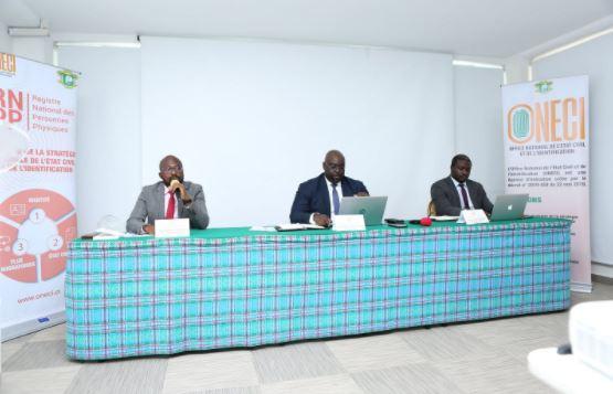 Rencontre de l'ONECI avec les web influenceurs web ivoiriens, ce qu'il faut retenir