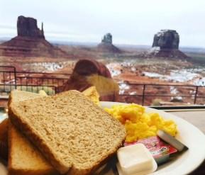 colazione monument
