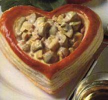 Pastetli (Meat pie)