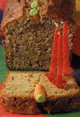 R¼ebli Kuchen (Carrot cake)