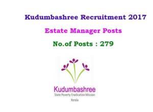 Kudumbashree-Recruitment2017