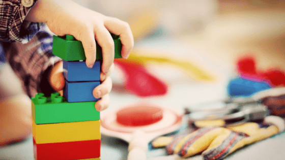 Attention builders, reinforcers and motivating toys for autistic toddlers