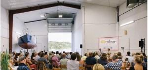 Climate Change conversations with WBUR