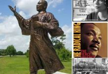 Martin Luther King Collage