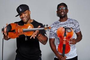 Black Violin in Boston