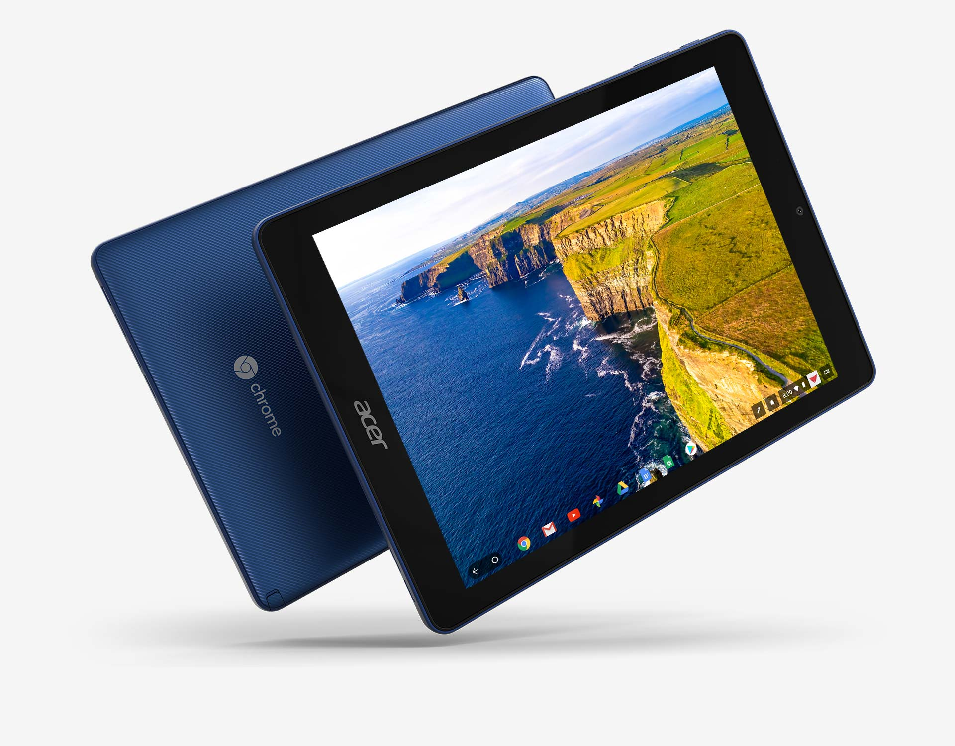 Acer Chromebook Tab 10 user manual available, indicating direct sales soon  – About Chromebooks