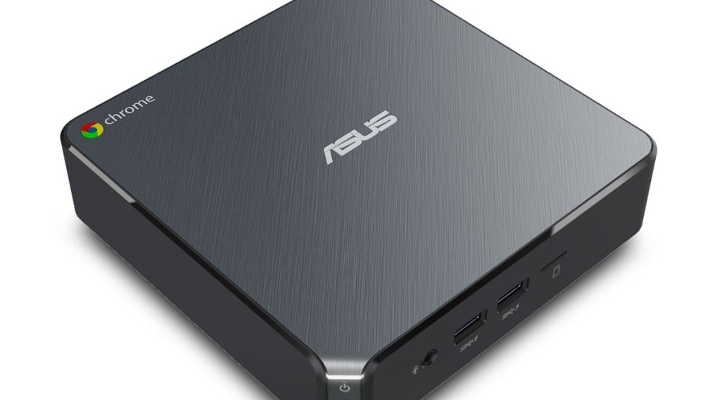 Asus Chromebox 3 available for pre-orders, starting at $239