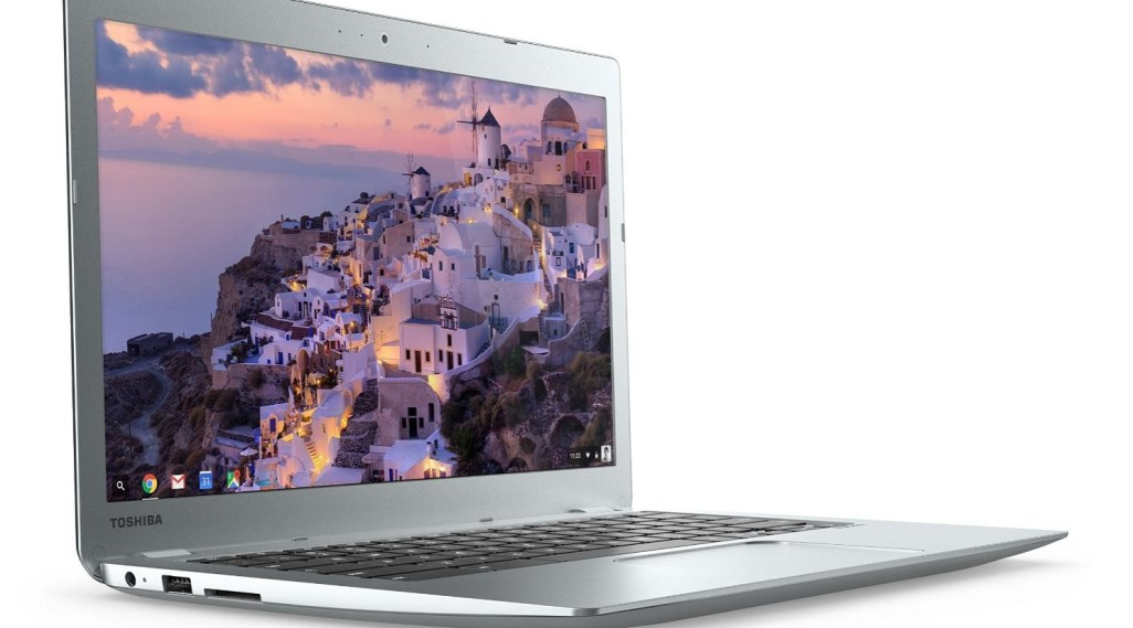 Got a 2015 Toshiba Chromebook 2? You might have Android app