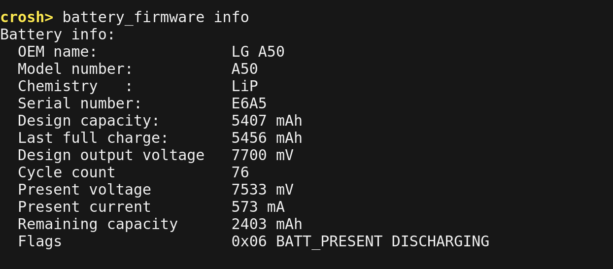 How to check the battery health of a Chromebook – About