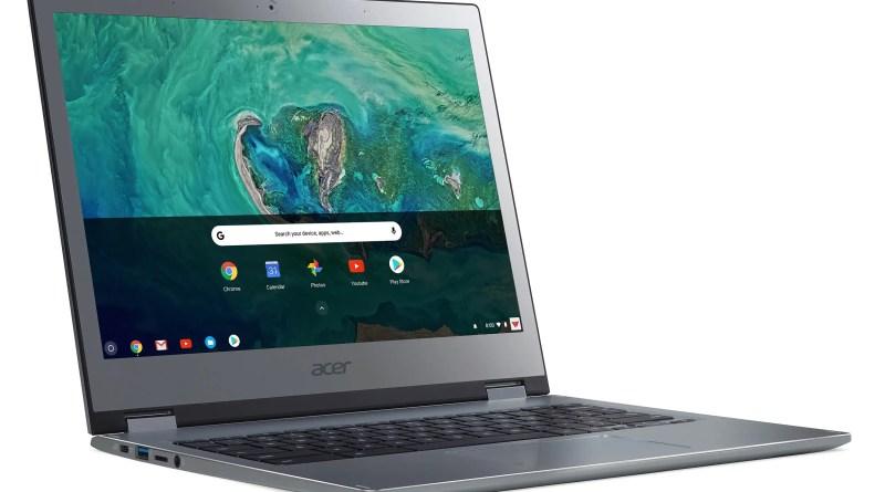 Acer Chromebook 13, Spin 13 arrive in September, starting at $650
