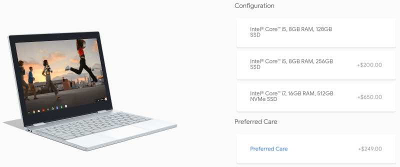 Reader question: Does the Pixelbook use eMMC or SSD storage