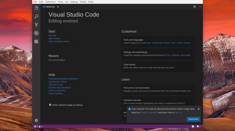 Reader question: How to get Microsoft Visual Code working in Linux