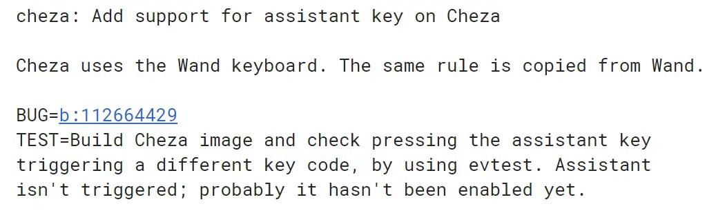 cheza uses wand keyboard – About Chromebooks