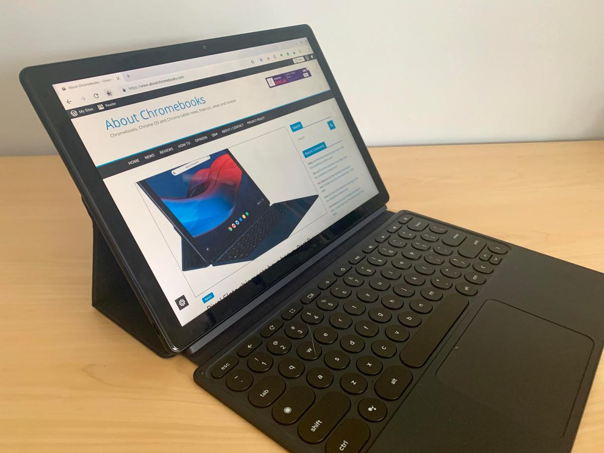Pixel Slate and Pixel Slate Keyboard review: Portability and