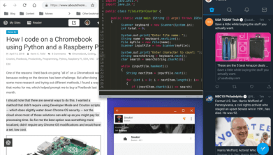 Project Crostini for Chromebooks explained in 15 minutes (video