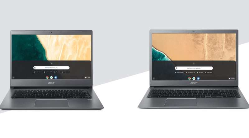 Acer debuts a pair of durable Chromebooks for the enterprise