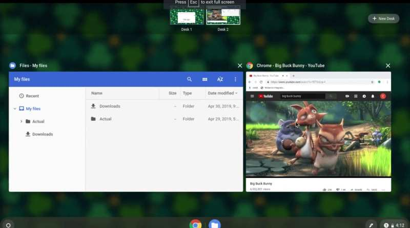Chrome OS 76 – About Chromebooks