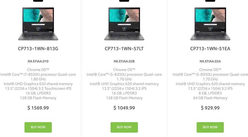 Intel 8th-gen – About Chromebooks