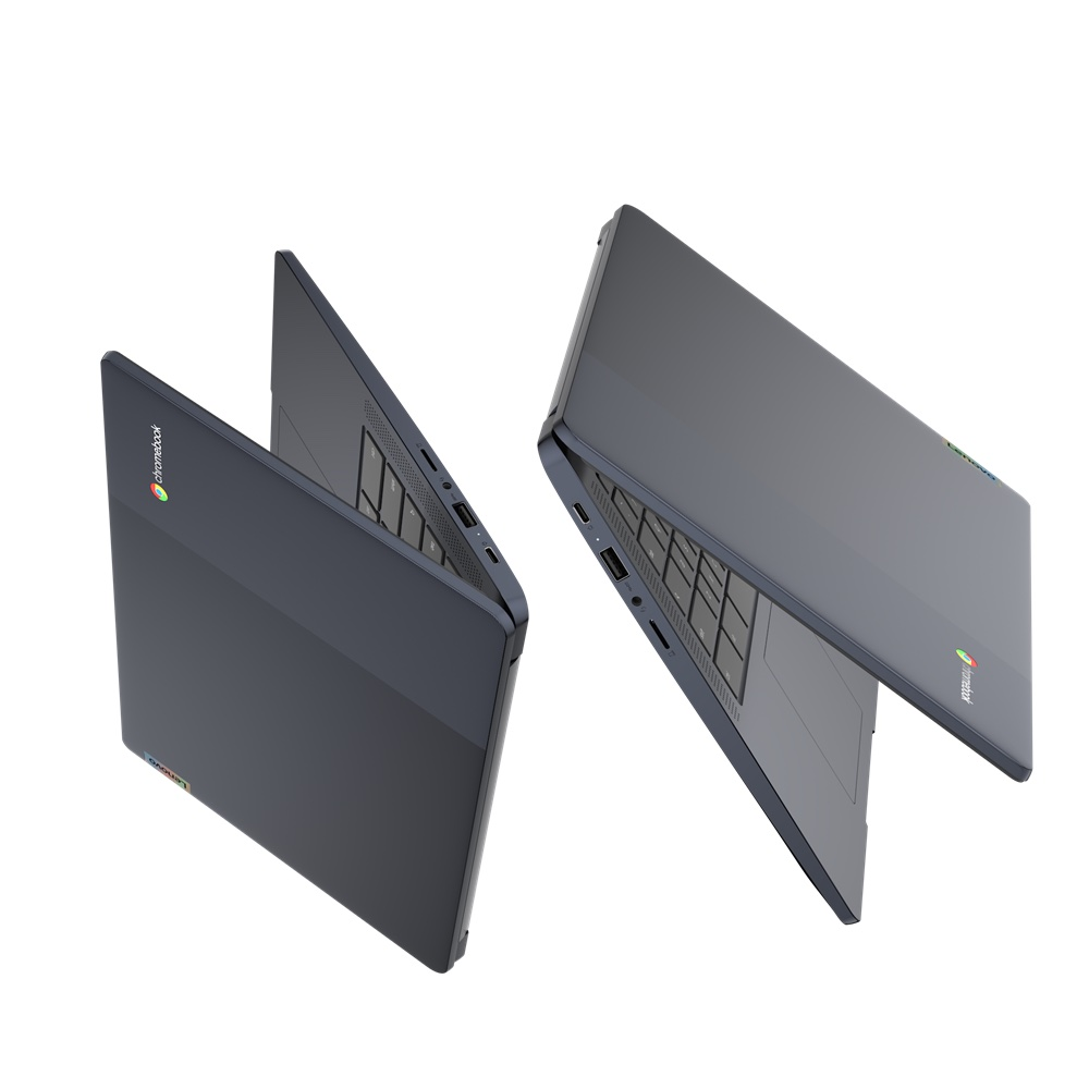 IdeaPad 3 Chromebook pair of devices