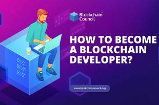 How to become a Blockchain developer?