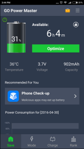 How to Optimize Battery Life