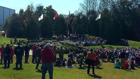 Cumming Memorial Park