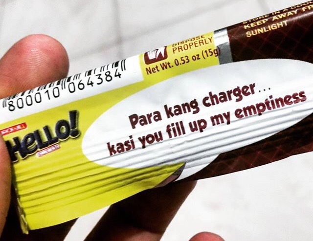 Hello Wafer hugot quote