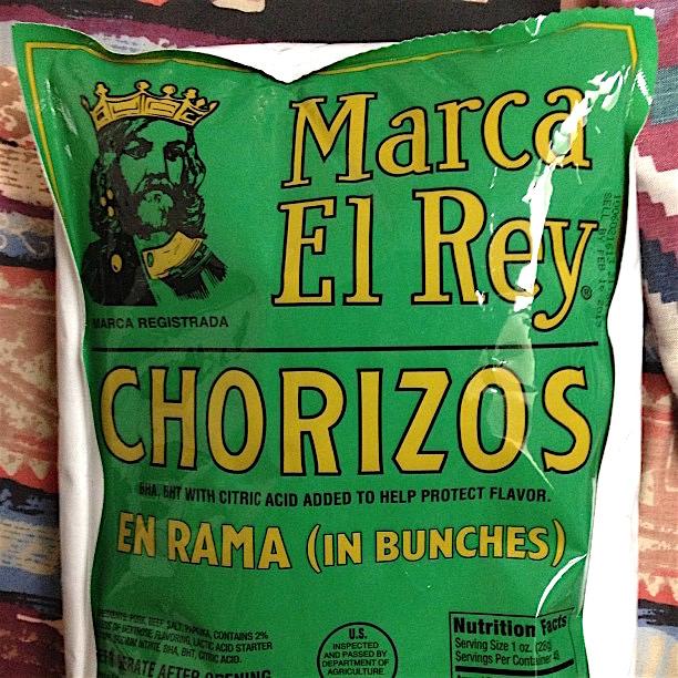 Marca El Rey Chorizo Bilbao