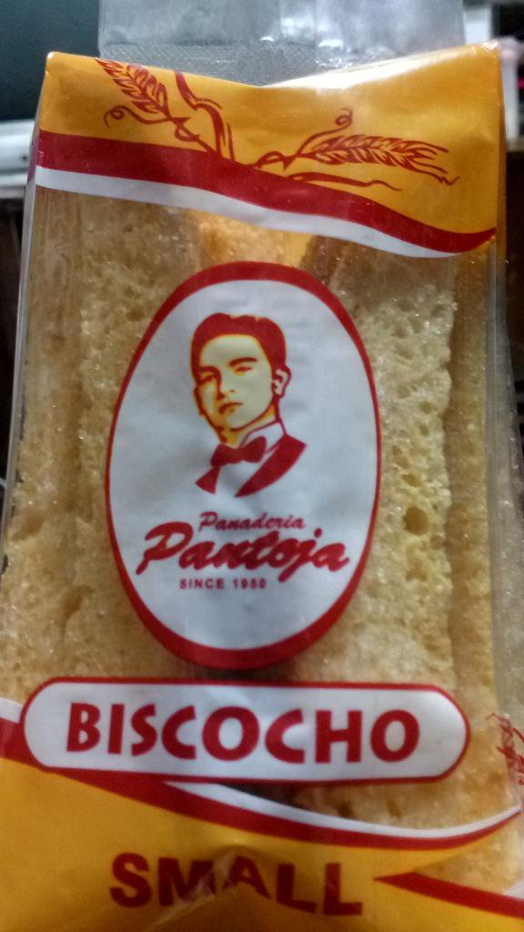 Biscocho from Batangas