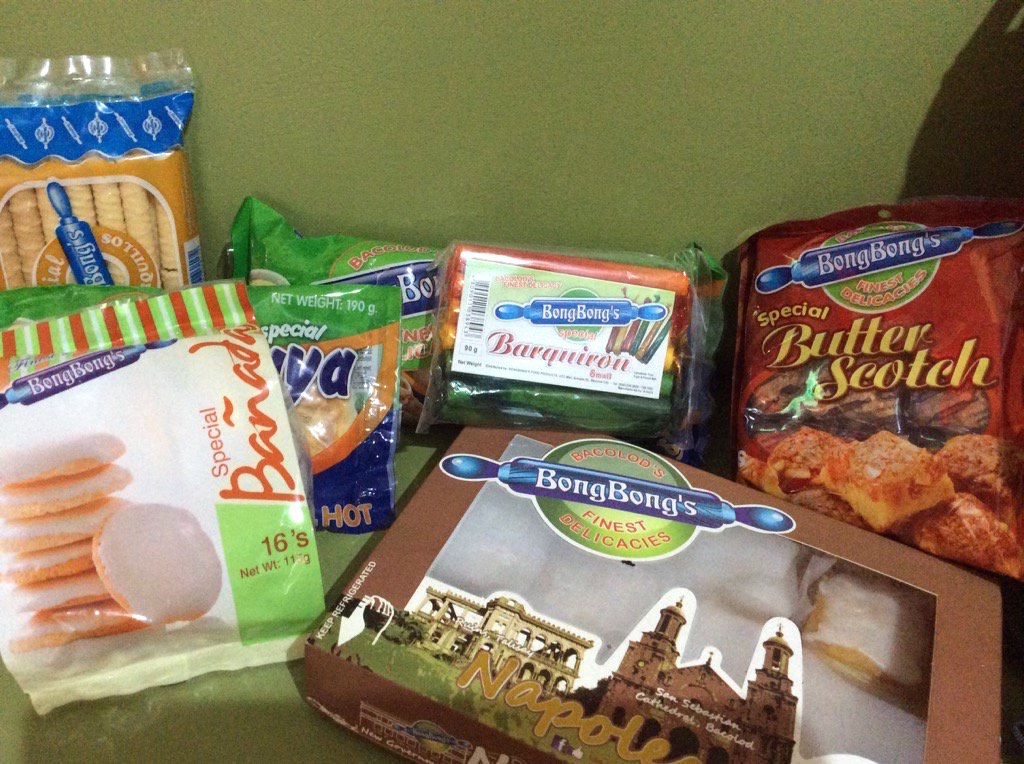 Bongbong's Delicacies