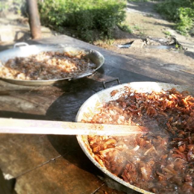 Cooking Pakumbo