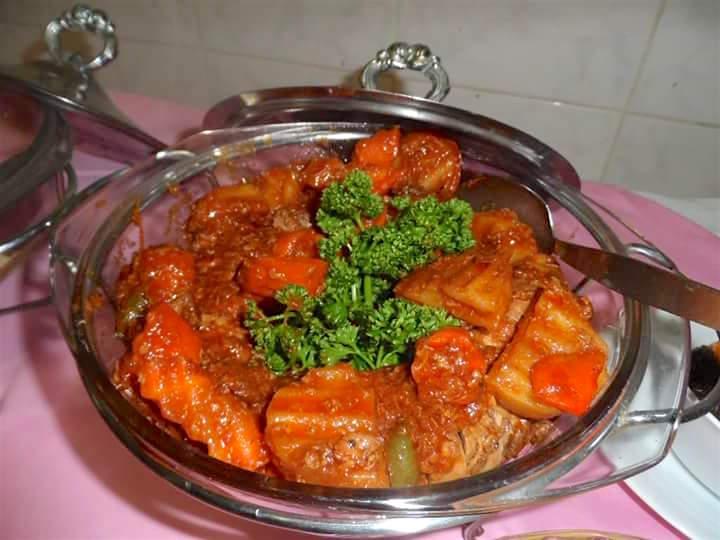 Pork Mechado