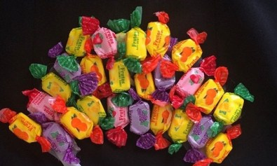 Frutos soft, chewy candies