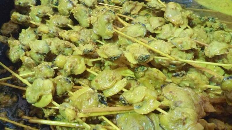 Ginataang Lukan (Halaan), a Mindoro delicacy