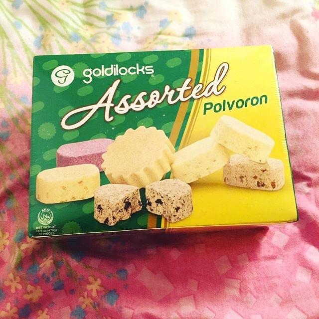 Goldilocks Assorted Polvoron