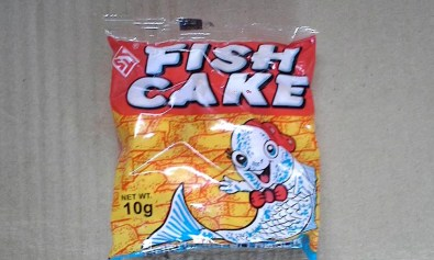 Crunchy Fishcake-flavored Snack
