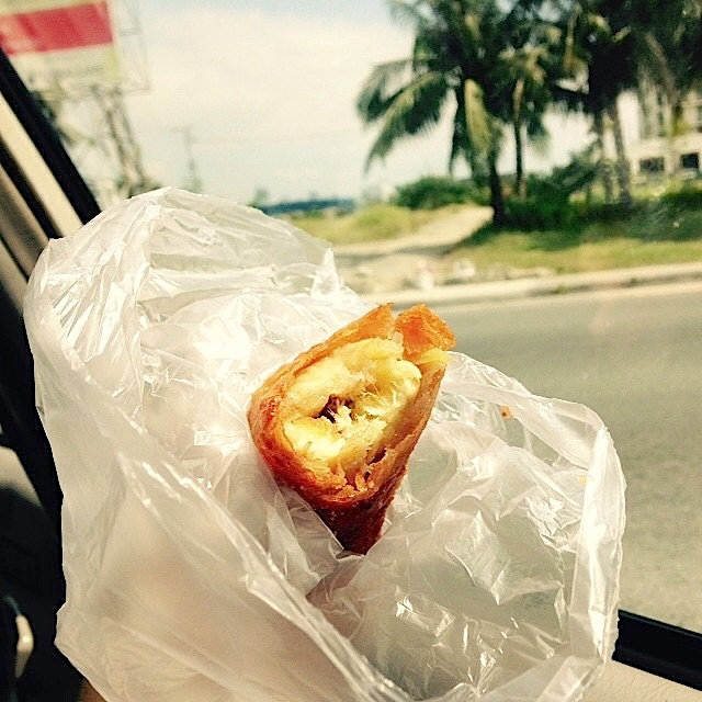 Turon: Filipino Snack