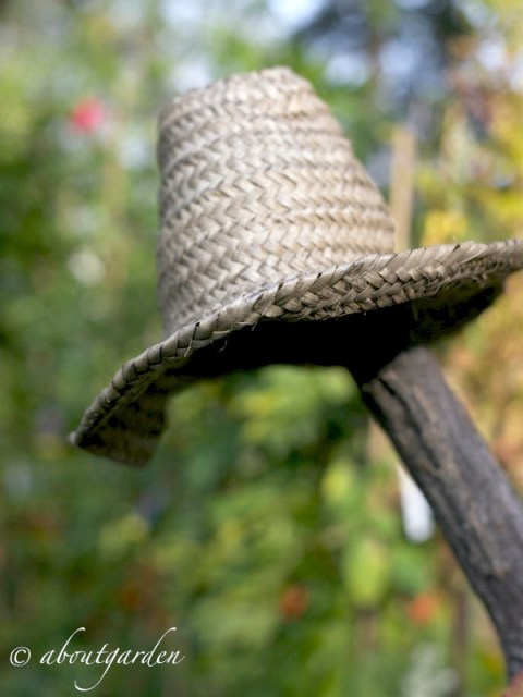 cappello giardiniere