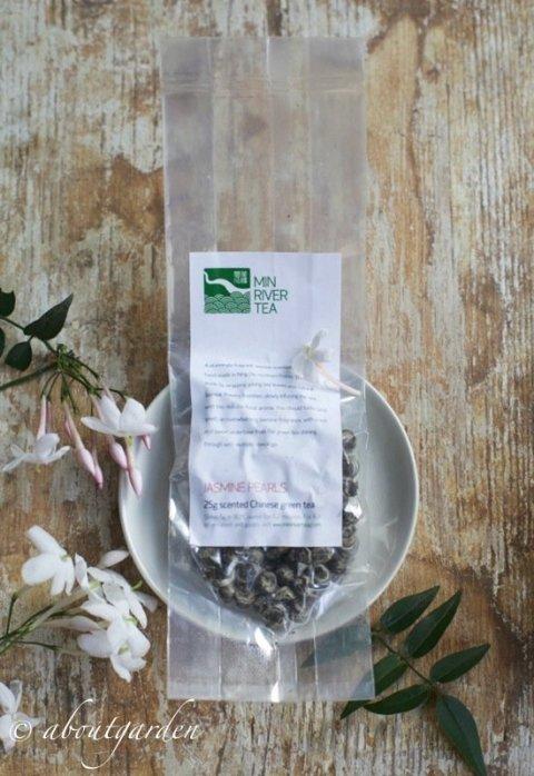 packacing tea