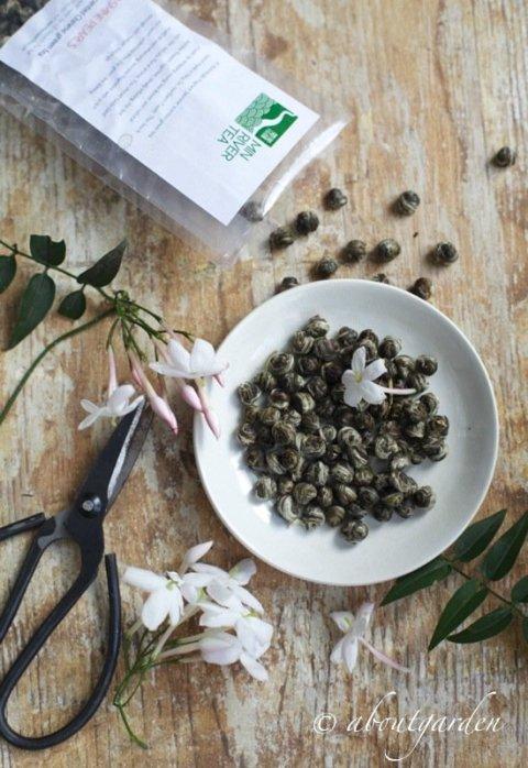 pearl Jasmine tea