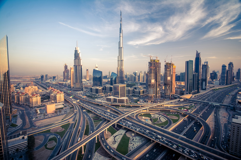 Dubai Named As One of the Top 10 Places to Visit in the World     Dubai is more thrilling to visit than spots like Venice  Machu Picchu and  Las Vegas  according to a new global study
