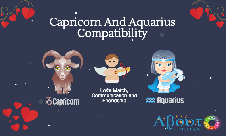 Capricorn And Aquarius Compatibility Love And Friendship