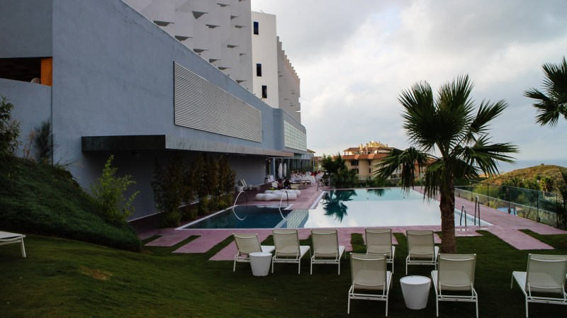 THB Reserva del Higueron  Pool