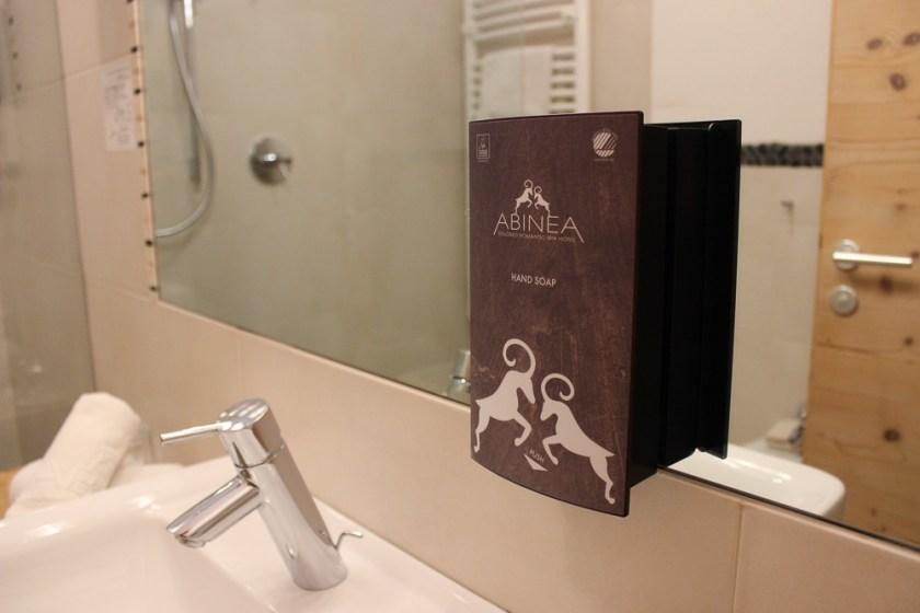 abinea romatic dolomiti hotel