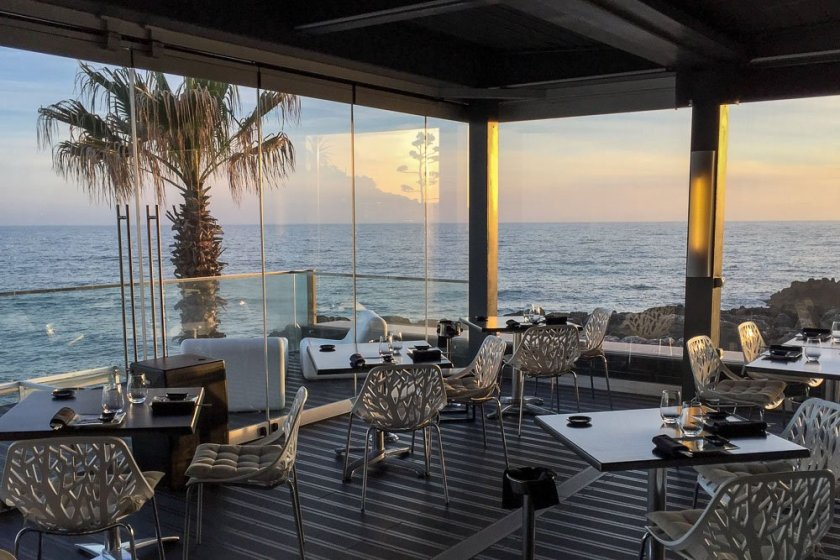 "Restaurant ""The Mix"" & Farol Hotel in Cascais, Portugal"