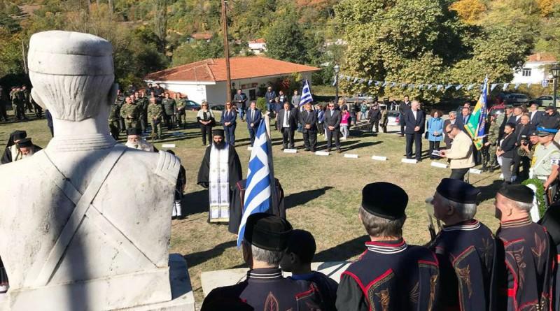 Κορυφώνονται οι εκδηλώσεις για τον εορτασμό του Μακεδονικού Αγώνα – Το πρόγραμμα