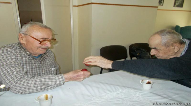 Συγκίνηση και χαμόγελα σκόρπισε ο Προοδευτικός στο γηροκομείο Καστοριάς