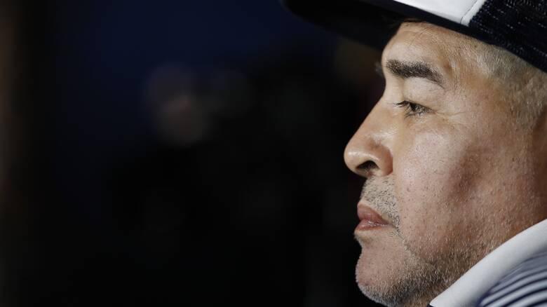 Πέθανε ο Ντιέγκο Μαραντόνα στα 60 του χρόνια