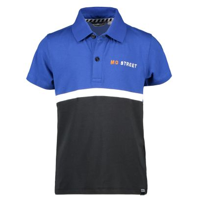Moodstreet polo sport blue