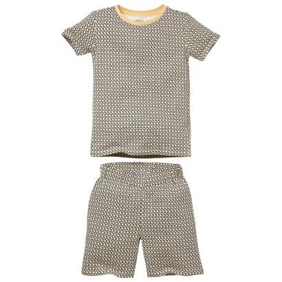 Quapi pyjama Pim AOP Sand Abstract